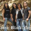Australian Heavy Metallers RAVEN BLACK NIGHT launch video clip for 'Lips Of Desire'!