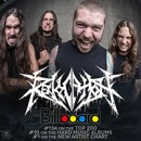 REVOCATION 'Deathless' chart numbers announced! On tour in Europe now!