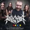 REVOCATION 'Deathless': erste Chartplatzierungen! Jetzt in Europa auf Tour!