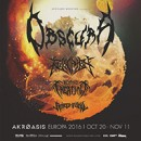REVOCATION announces European tour with Obscura and Rivers Of Nihil!