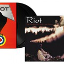 Metal Blade to re-issue RIOT albums 'Nightbreaker' and 'The Brethren of the Long House' on February, 23rd for the first time ever on vinyl!
