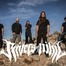 RIVERS OF NIHIL wrap up tracking drums for upcoming full-length debut!