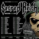 SACRED REICH recording new album; announce European tour for November!