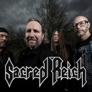 SACRED REICH finishes recording new album and announces split-7-inch with IRON REAGAN!