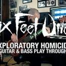 SIX FEET UNDER veröffentlichen Gitarren-Bass-Playthroughvideo zu 'Exploratory Homicide' auf der Webseite des Metal Hammer!