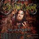 SIX FEET UNDER feiern Premiere des Iron-Maiden-Coversongs 'Murders in the Rue Morgue' über DecibelMagazine.com