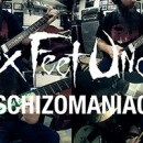 SIX FEET UNDER veröffentlichen neue Single 'Schizomaniac' als playthrough Video!