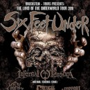 SIX FEET UNDER announces European tour for May!