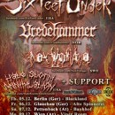 SIX FEET UNDER return to Europe in December for eight shows!