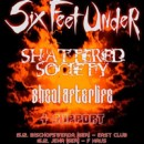 SIX FEET UNDER to embark on 'X-Mas In Hell' tour through Germany this week!