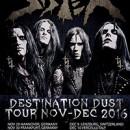 SISTER announces full European tour for November and December!