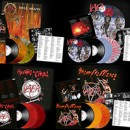 Metal Blade to re-issue its SLAYER catalogue on vinyl!