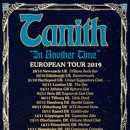 Tanith announces European tour for October/November!