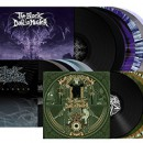 THE BLACK DAHLIA MURDER: 'Everblack', 'Ritual', 'Unhallowed' LP Re-Issues ab sofort über Metal Blade Records erhältlich