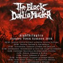 THE BLACK DAHLIA MURDER to return to Europe in the summer for festivals and club shows!