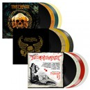 THE CROWN announces vinyl re-issues for 'Crowned In Terror', 'Crowned Unholy' and 'Possessed 13′ for January 11th!