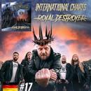 The Crown erzielen weltweite Chartnotierungen für 'Royal Destroyer'