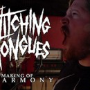 TWITCHING TONGUES launchen making of 'Disharmony' Video via MetalInjection.net!