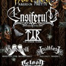 TÝR on Paganfest USA tour with Ensiferum!