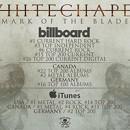Whitechapel feiern weltweite Charterfolge für ihr neues Album 'Mark of the Blade'