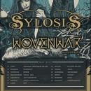 WOVENWAR gehen im Mai mit SYLOSIS auf Europatournee!