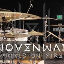WOVENWAR premieres new track and drum play-through, 'World on Fire', via AltPress.com