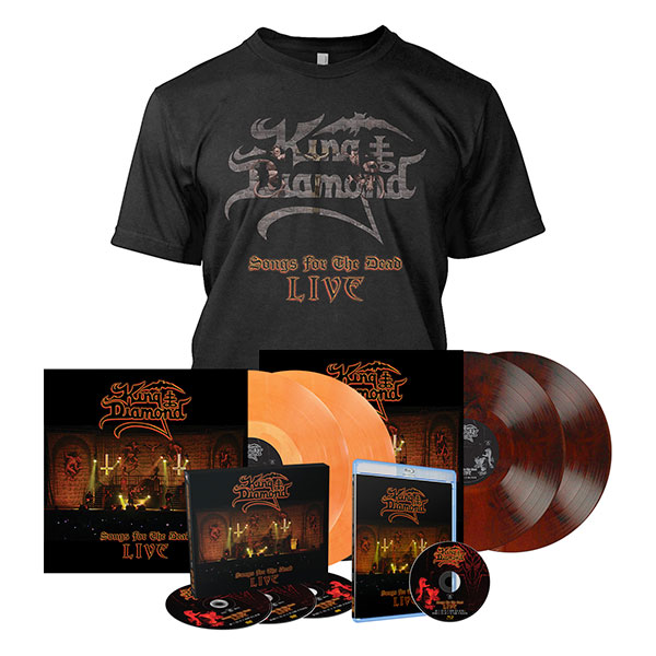 KING DIAMOND | Songs for the Dead Live