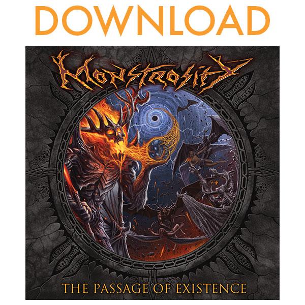 Spiritual Apocalypse Monstrosity: The Passage Of Existence