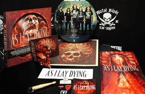 As I Lay Dying Quot The Powerless Rise Quot Deluxe Edition
