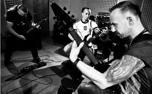 behemoth rehearsals