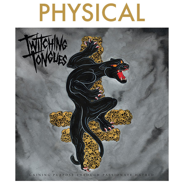 TWITCHING TONGUES | Gaining Purpose Through Passionate Hatred