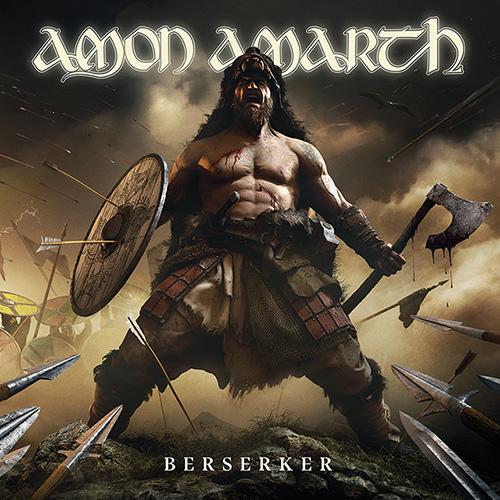 Image result for Amon Amarth - Berserker
