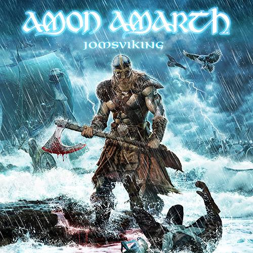 AMON AMARTH - Jomsviking (25 mars 2016) AmonAmarth-Jomsviking