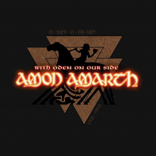 "Amon Amarth ""With Oden On Our Side"" 