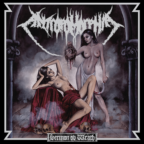 Image result for album art Antropomorphia: Sermon of Wrath