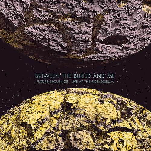 between the buried and me live at the fidelitorium