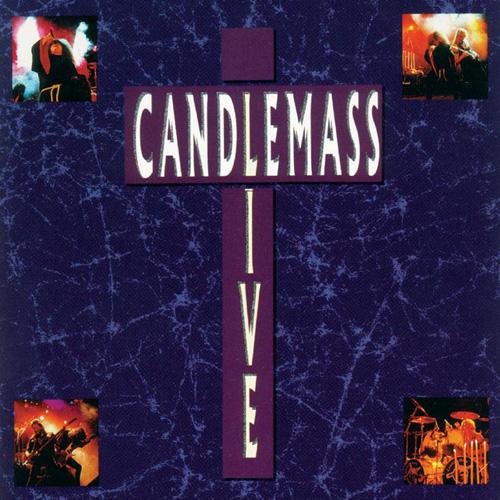 Candlemass Live Metal Blade Records