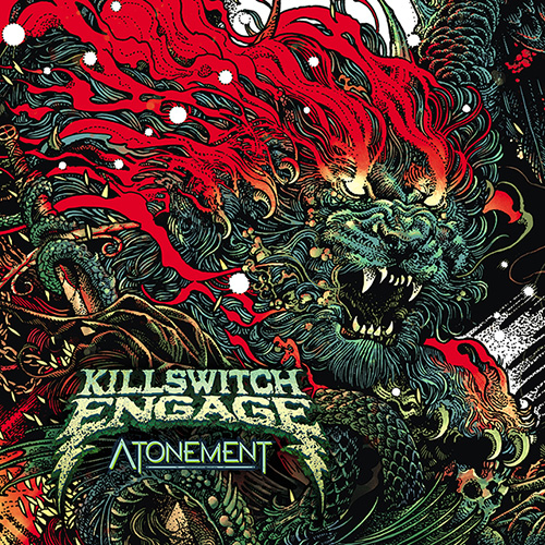 "Killswitch Engage Announce ""Atonement"" 