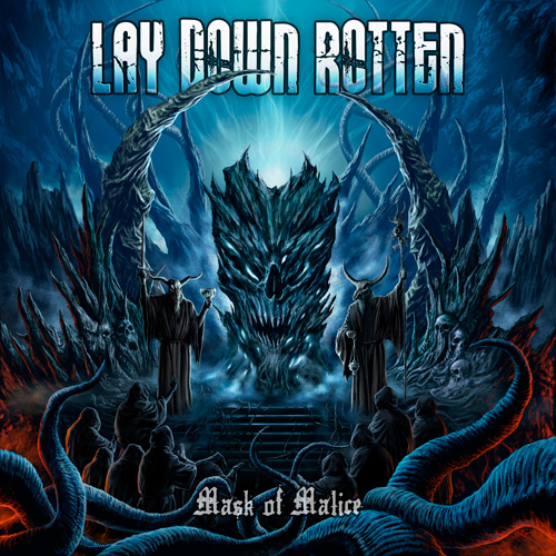 Lay Down Rotten Mask Of Malice Metal Blade Records