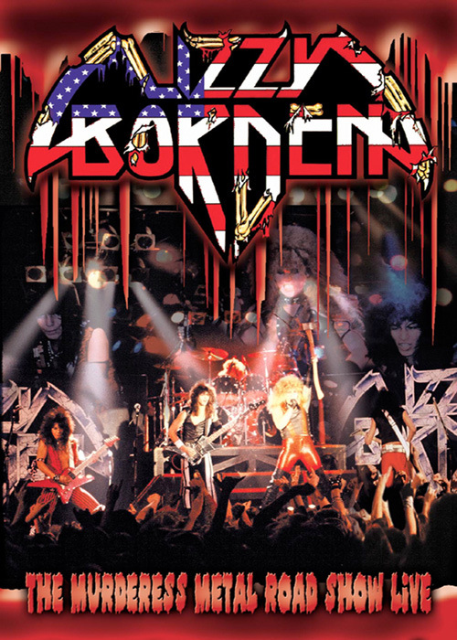 Lizzy Borden Visual Lies