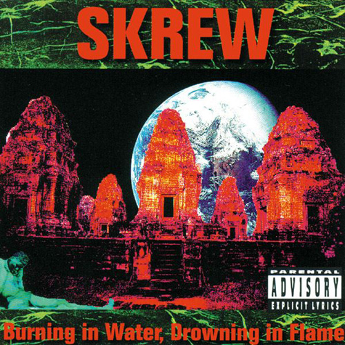 Skrew - Burning In Water Drowning In Flame