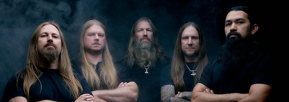 "Amon Amarth launches new video for ""Mjolnir"""