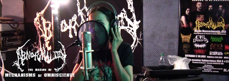 Abnormality launches in-studio video online
