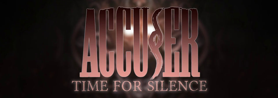 "Accuser releases lyric video for second single, ""Time for Silence"", from new album 'The Mastery'"