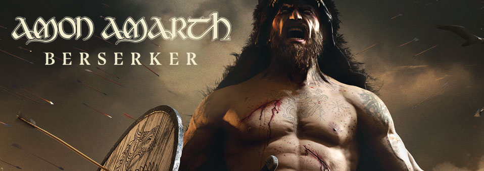Amon Amarth reveals details for new album, 'Berserker'