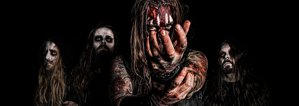 AntropomorphiA enters the studio to begin recording new album, 'Merciless Savagery'