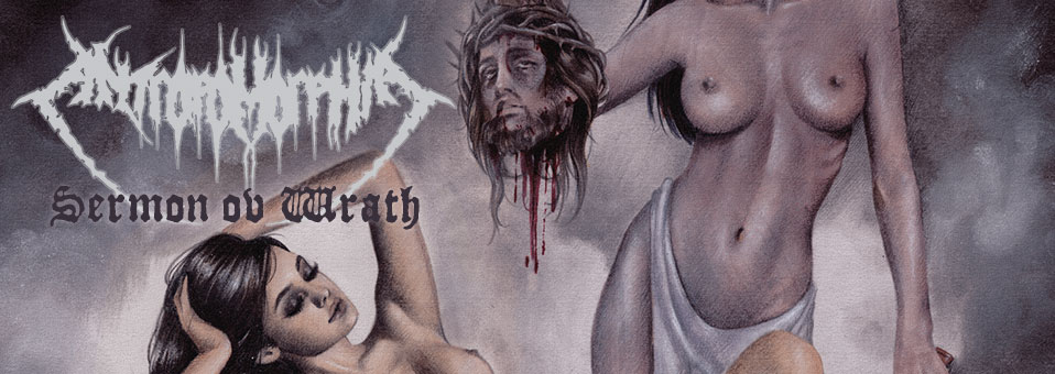 AntropomorphiA reveals details for new album, 'Sermon ov Wrath'