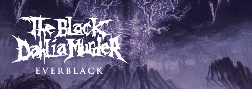 "THE BLACK DAHLIA MURDER stream ""Raped in Hatred by Vines of Thorn"" on RevolverMag.com!"