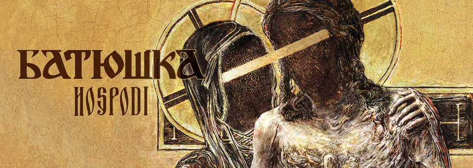 Batushka to release 'Hospodi' on July 12 via Metal Blade Records