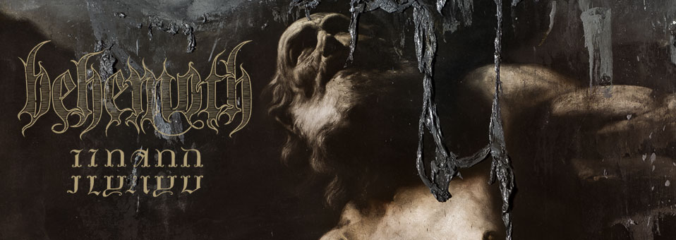 Behemoth reveals details for new album, 'I Loved You at Your Darkest'